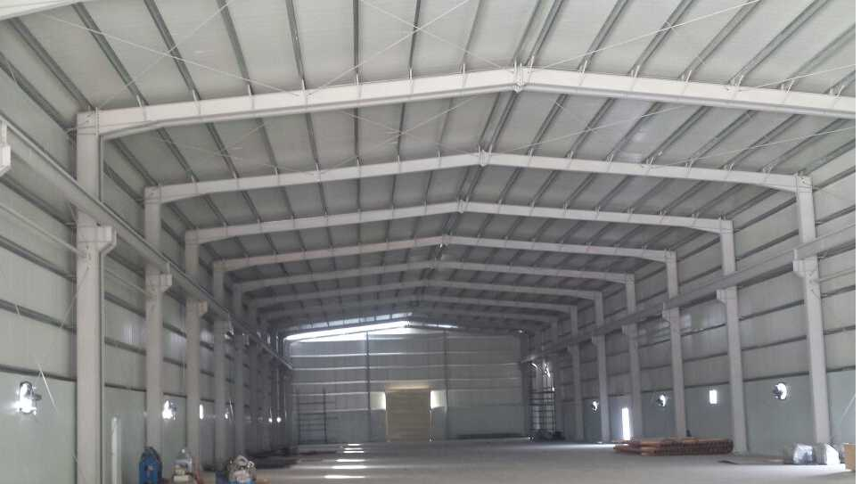 Hot rolled steel structures