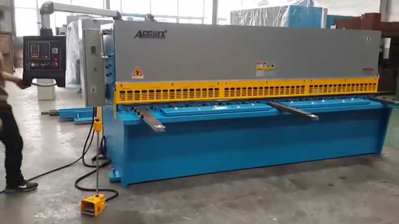 Shear Cutting