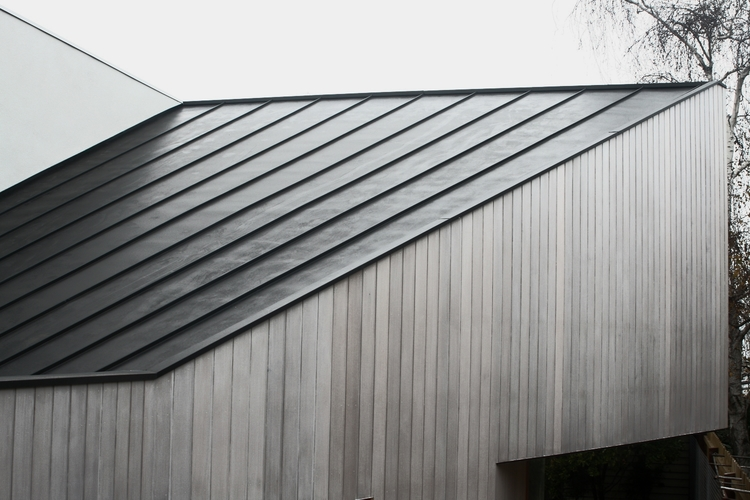 Steel cladding and roofing